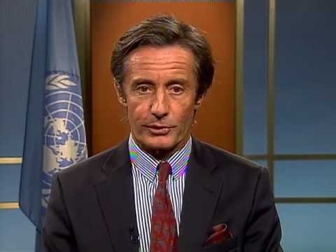H.E.Peter Launsky-Tieffenthal Under-Secretary-General for Communications and Public Information - UN