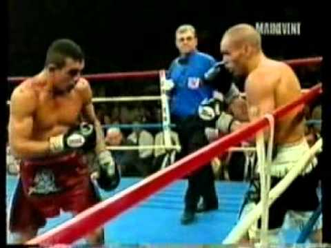 Anthony Mundine v Sam Soliman I 3 August 2001 Wollongong, NSW, Australia