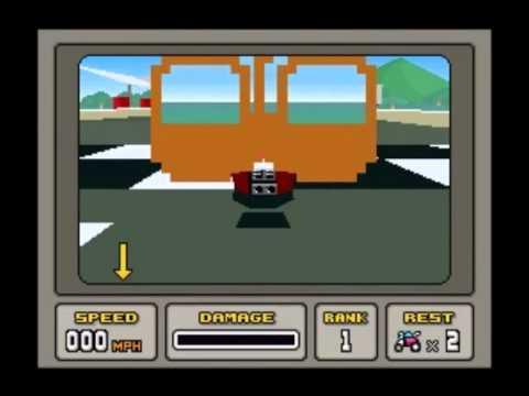 Misc Computer Games - Uniracers - Race 1