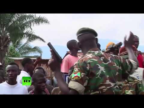 Burundi: un manifestant tué lors d'une manifestation contre le président