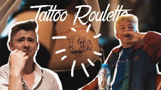 Tattoo Roulette met Nederlandse Youtubers Logos's - Smoare