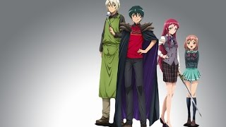 GR Anime Review: The Devil is a Part Timer (Hataraku Maou-sama)
