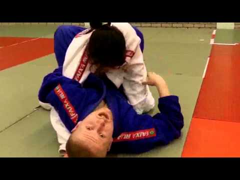Closed guard techniques Image 1