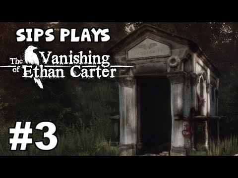 The Vanishing of Ethan Carter - Part 3 - A Graveyard to Remember