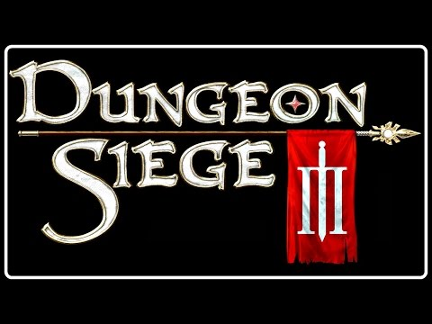 Dungeon Siege 3 Gameplay 1080p Max na GTX 460