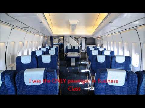 Unforgettable Iran Air Experience