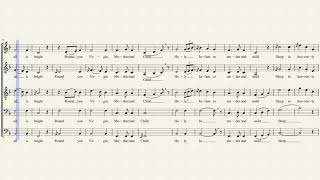Silent Night Pentatonix Full Sheet Music W