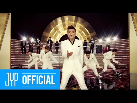 [M/V] J.Y. Park (JYP 박진영) - You're the one (Dance Ver.)