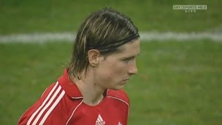 Fernando Torres vs Inter Milan Away 07-08 HD 1080i