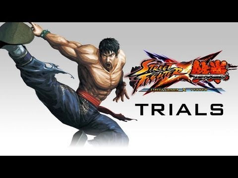 Street Fighter X Tekken Trials - Law