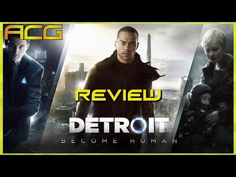"Detroit: Become Human Review ""Buy, Wait for Sale, Rent Never Touch?"""