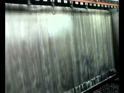 Paint Booth- Water Spary Paint Booth-Vitech Enviro Systems ...