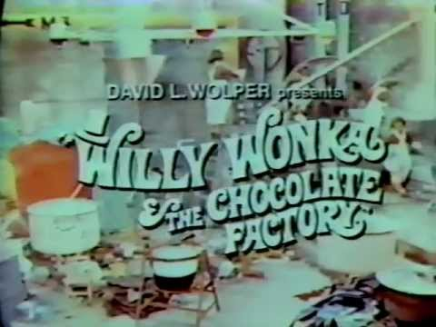 Willy Wonka & the Chocolate Factory 1971 TV trailer