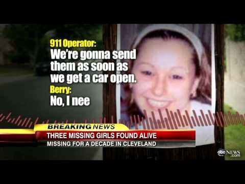 Missing Cleveland Girls Found Alive Decade Later: Amanda Berry, Gina DeJesus, Michele Knight Found