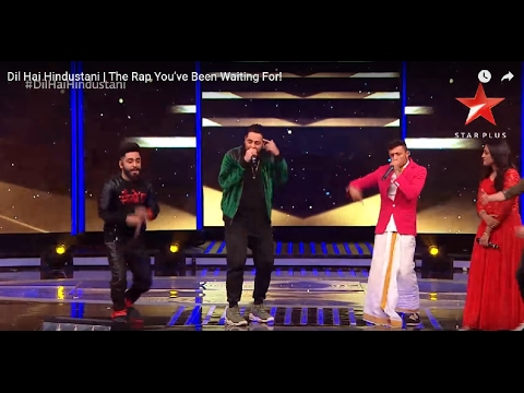 Dil Hai Hindustani | The Rap You've Been Waiting For!