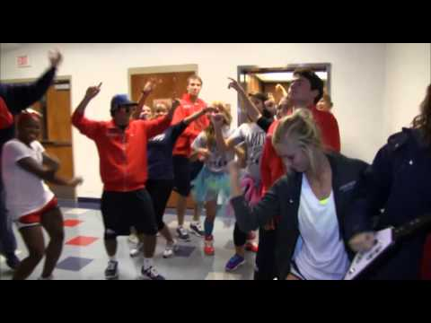 Samford Athletes Lip Dub - Now Or Never