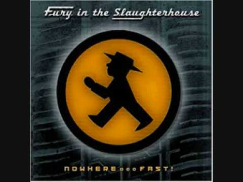 Fury In The Slaughterhouse - Balm For The Soul
