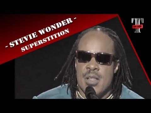 Stevie Wonder - Superstition (TARATATA LIVE - Avr.1995)