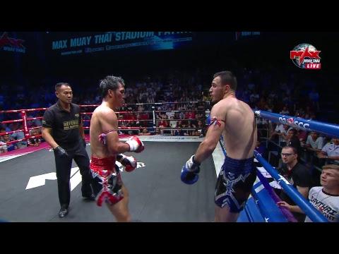 MAX Muay Thai Fighter February 26th, 2018