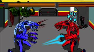 Halo Combat Evolved Version Flash - Capitulo 1
