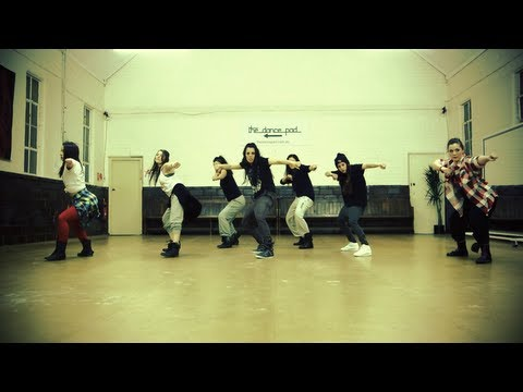 Konshens - Gal A Bubble - Dancehall - Choreographed By Anne Murray video