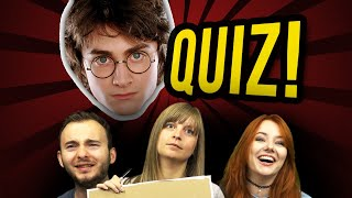 The Ultimate Impossible Harry Potter Quiz: How Well Will You Do?