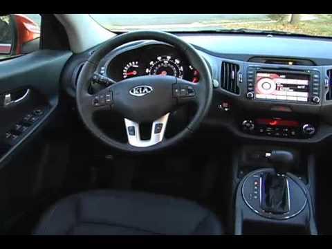 2011 Kia Sportage Review - YouTube