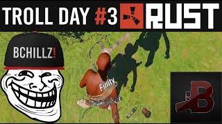 Troll Day #3 - Rust