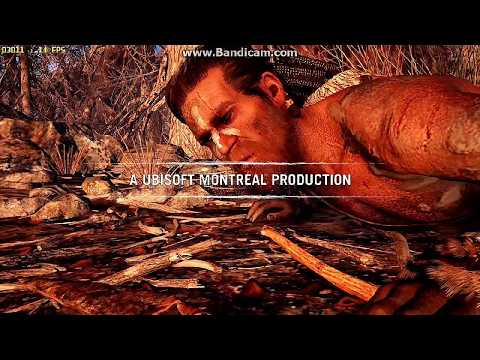 Far Cry Primal gameplay Intel hd 530 graphics i3 6100 3.7ghz