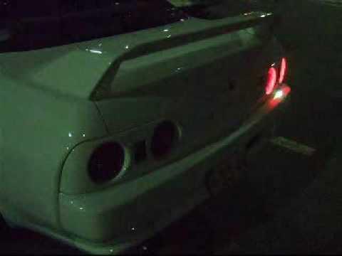 ウインカー&テール R32 GT-R