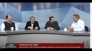 Açık Oturum (78): Bekir Ağırdır, Aydın Selcen & Alper Kaliber