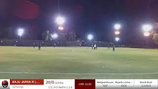 Live Cricket Match | RAJU JAPAN XI (GGCC19) vs POWER PACK XI (GGCC19) | 24-Apr-19 07:40 pm 15 ov...