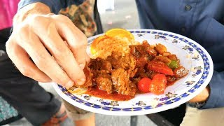 DELICIOUS food at MALAYSIAN WEDDING- 3 weddings in one day | Food and Travel Channel | Perlis