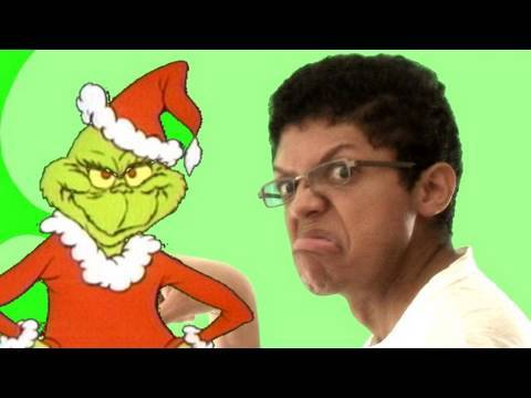 Thumb Tay Zonday sings: You're a mean one Mr. Grinch