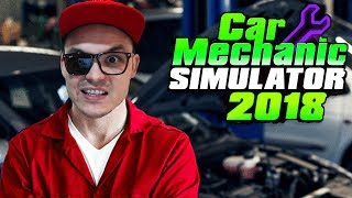 MAHMUT USTA OLMAK (Car Mechanic Simulator 2018)
