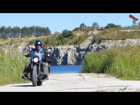 Wycieczka motocyklowa w Świętokrzyskie (odcinek 33) [full HD]