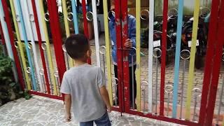 Bắt cóc trẻ em - Trường mầm non Sông Xanh