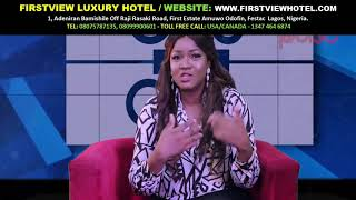 Omotola Jalade Ekeinde speaks on why Nigerian producers do not include sex scenes in movies
