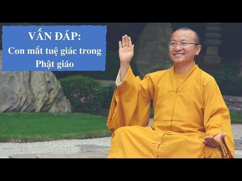 Vấn đáp: Con mắt tuệ giác trong Phật giáo