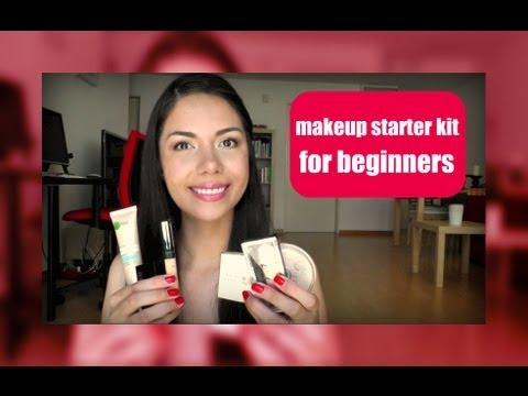 KIT DE MAQUILLAJE BÁSICO PARA PRINCIPIANTES / MAKEUP STARTER KIT FOR BEGINNERS   MARIEBELLE