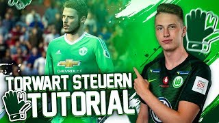 Torwart bewegen in Fifa 19! Tutorial ✨