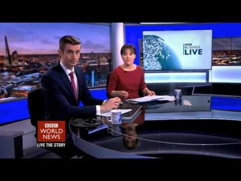 Business Live on BBC World News