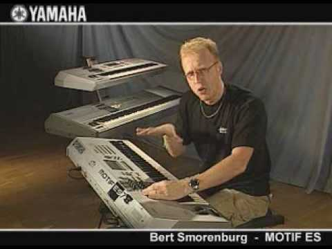 Yamaha Motif ES Video Demo