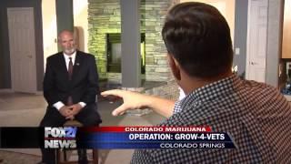 Free marijuana for vets creates buzz in pot debate while saving lives
