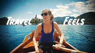 SLOVENIA TRAVEL FILM 2018 // Travel feels pov & aerial filming