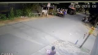 Very dengar accident
