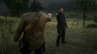 Jack Marston Revenge in Red Dead Redemption 2 Remember My Family