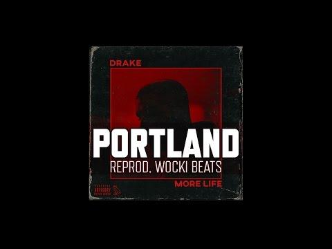 Drake  Portland ft Quavo & Travis Scott Instrumental Reprod Wocki Beats  More Life