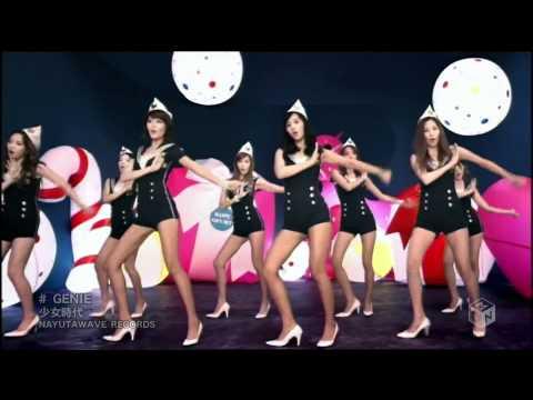 少女時代 「GENIE」 日本版 PV [HD]