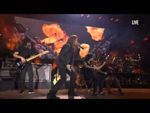 Maná El Dragon [live] video